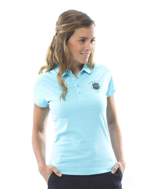 Polo femme atoll clair - Mode marine Promotions