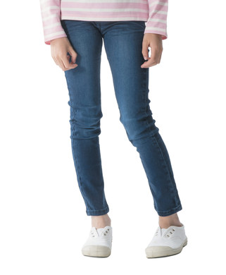 Pantalon enfant fille denim - Mode marine Enfant fille